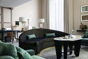 Salon Suite Opéra Duplex