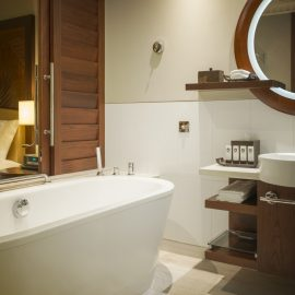 Bathroom Twin Room Sofitel Dubai JBR