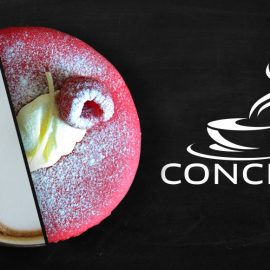 Microsite Web Banner Cafe Concierge