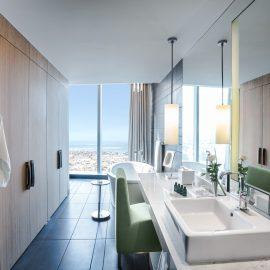 gallery Prestige Suite Bathroom