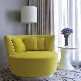 gallery Yellow Sofa