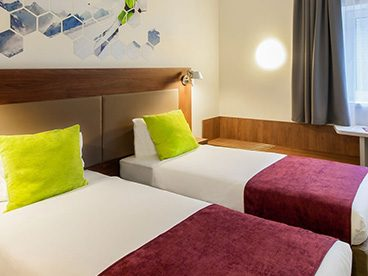 Ibis Styles Vilnius Standard Room With 1 Double Bed