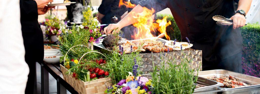 Sofitel Munich Bayerpost Barbecue On The Delice La