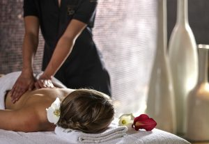 So Spa treatment