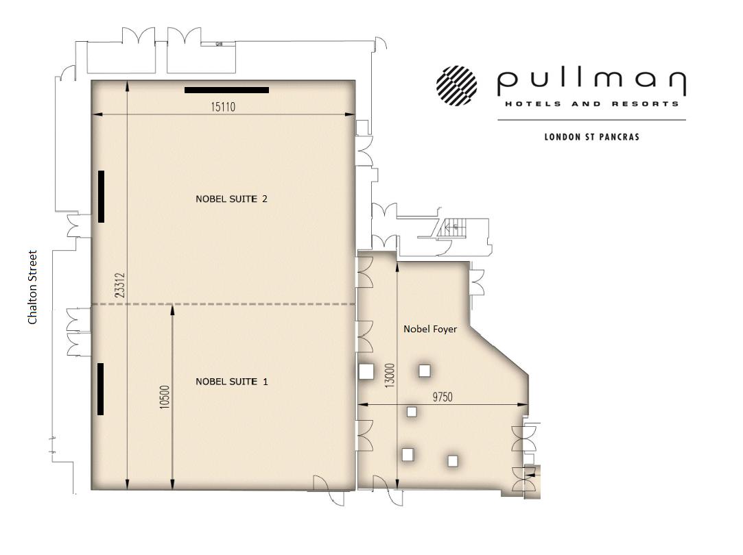 pullman hotel london website
