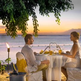 gallery Romantic Dinner on the beach