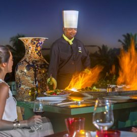 gallery Teppanyaki on the Terrace Experience