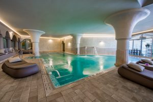 sensory wellness area thalasso and spa Pullman Timi Ama Sardegna