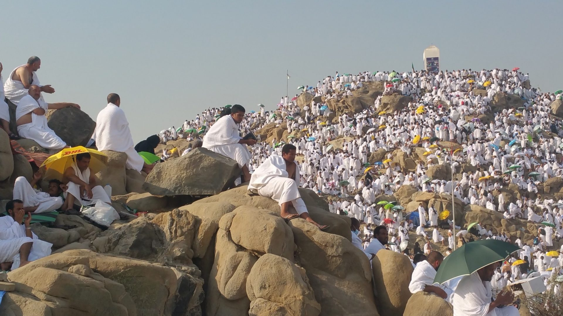 """Umrah Banner: Rules And Advices """" Accorhotels"""