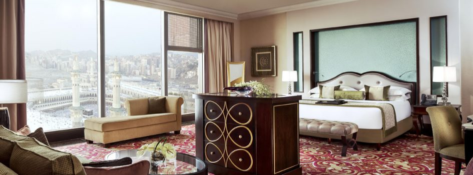 ACCORHOTELS Makkah - Fairmont Makkah Clock Royal Tower