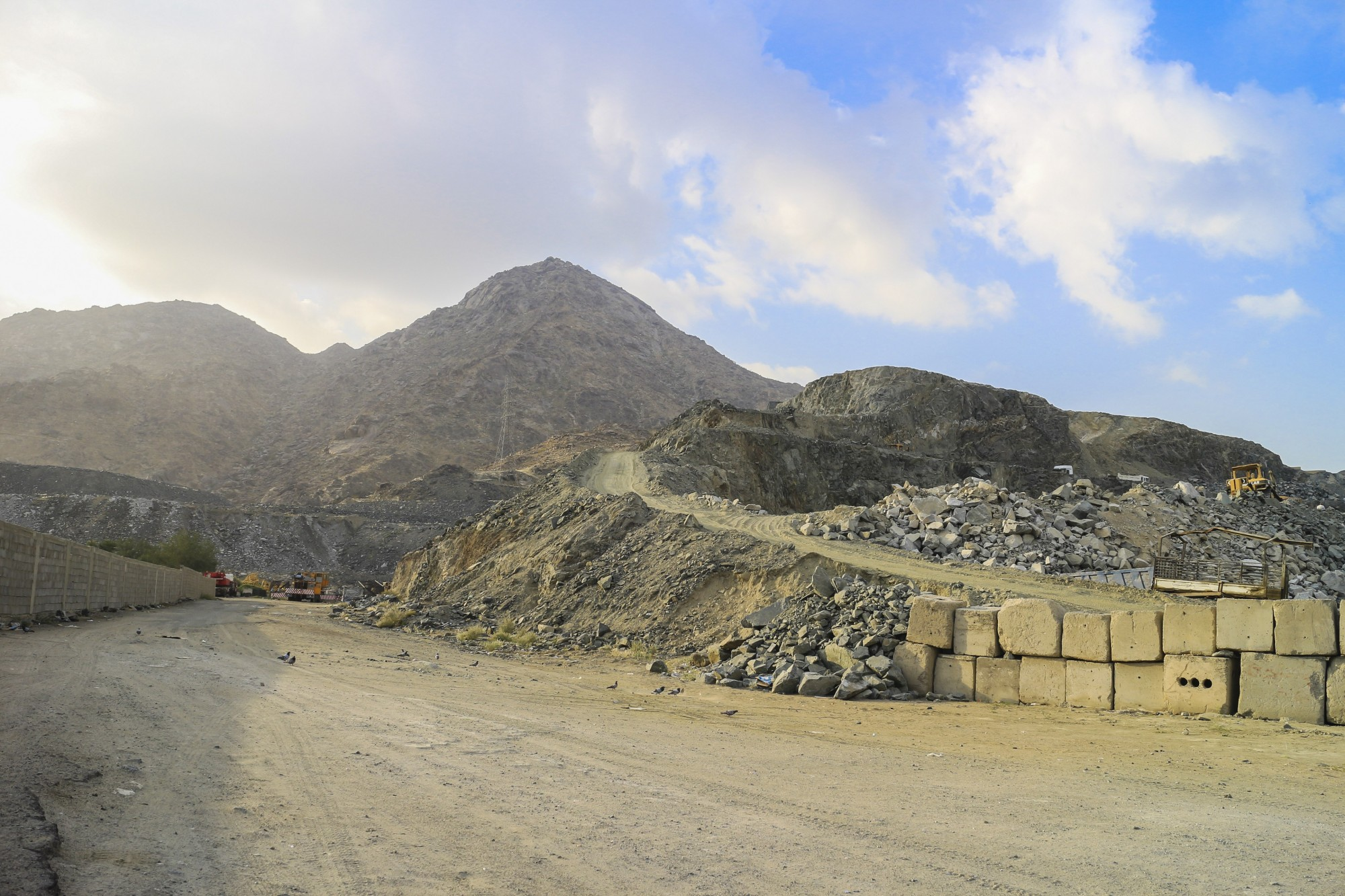 Jabal Thawr Mountain In The Holy City Of Islam | Accorhotels