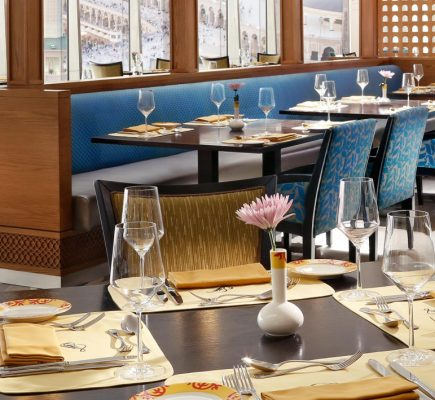 ACCORHOTELS Makkah - Dining