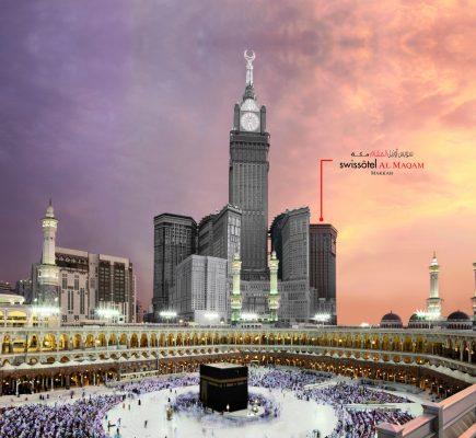 ACCORHOTELS Makkah - Swissôtel Al Maqam