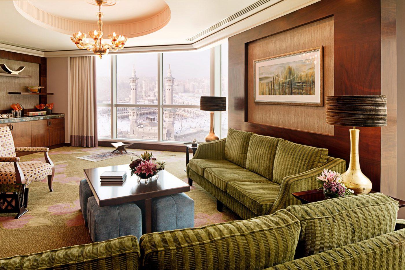 Raffles Makkah Palace - 5 Star Hotels Near Haram | Accorhotels