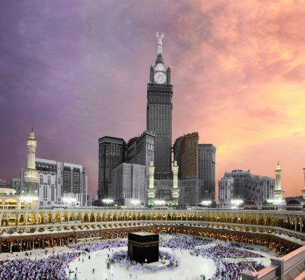 ACCORHOTELS Makkah - Raffles Makkah Palace