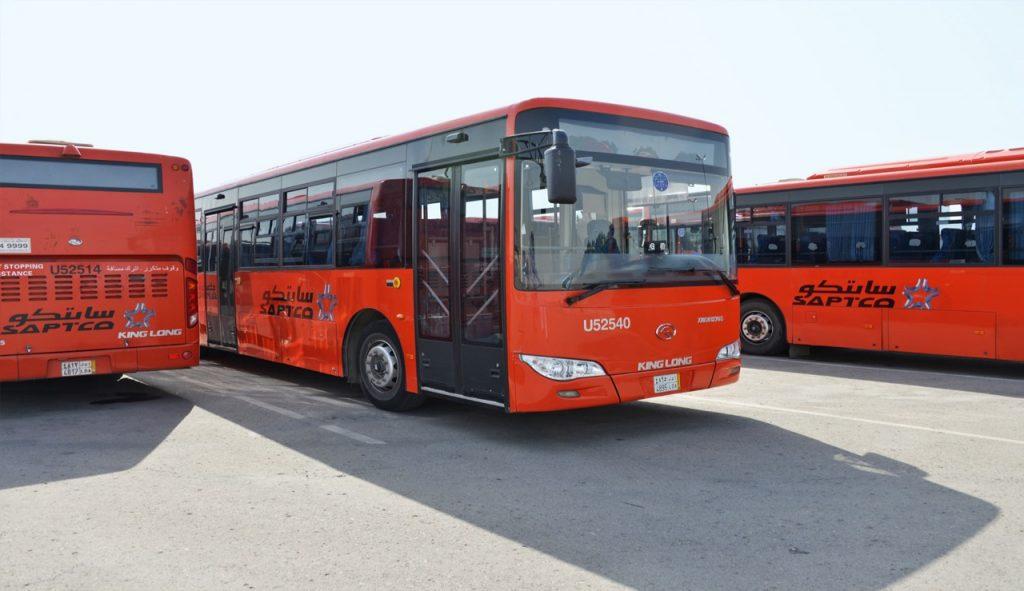 Saudi buses - SAPTCO