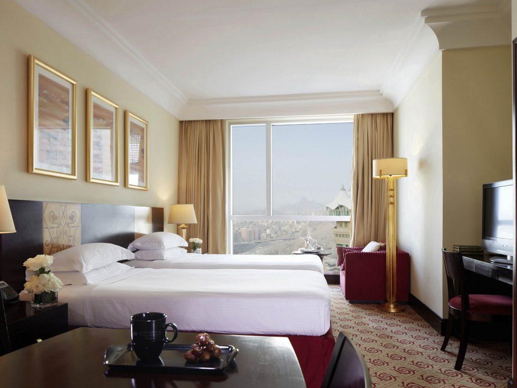 Pullman Makkah guestroom