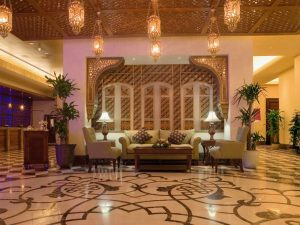 Pullman Zamzam Grand Suites - reception
