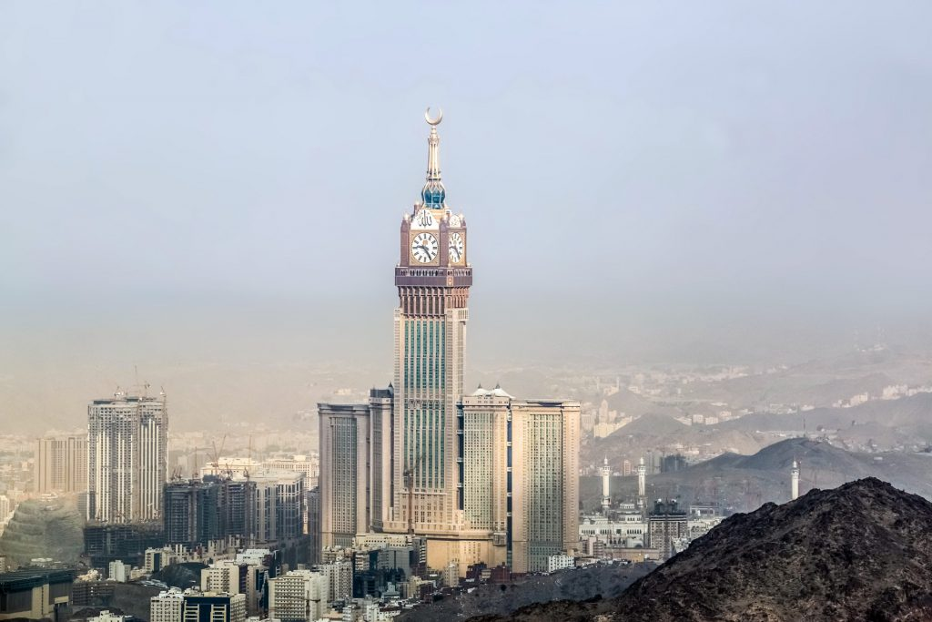 Makkah-View-Clock-Tower