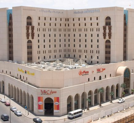 ACCORHOTELS Makkah - Madinah Mövenpick Hotel