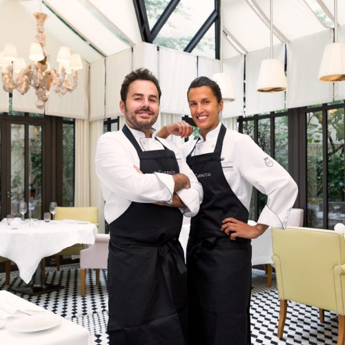 Oliver Piras & Alessandra Del Favero