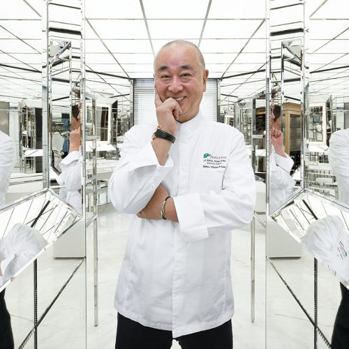 Nobu Matsuhisa & Hideki Endo