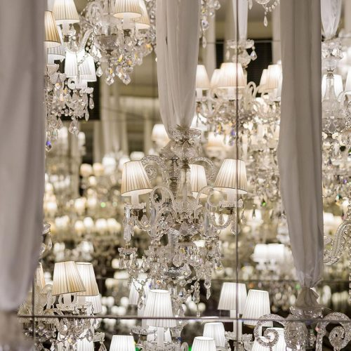 Lustres Baccarat