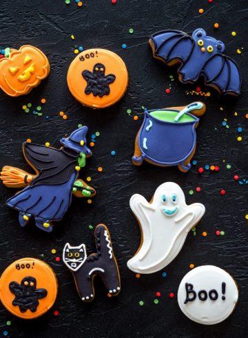 halloween-petit-fours