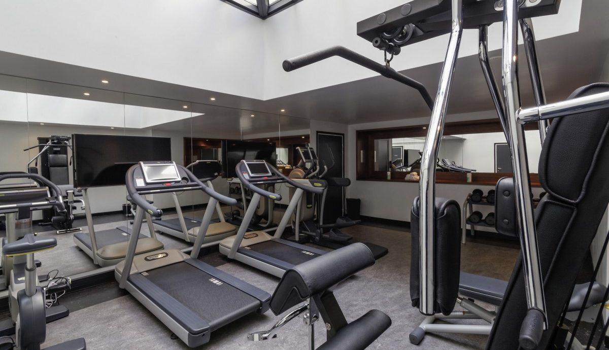 Salle De Fitness Hotel Paris Bastille Boutet Bien Etre