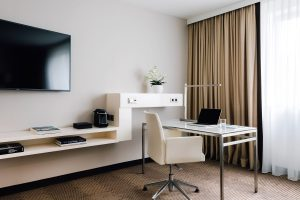 Pullman Berlin Schweizerhof Deluxe Suite