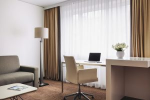 Pullman Berlin Schweizerhof Junior Suite