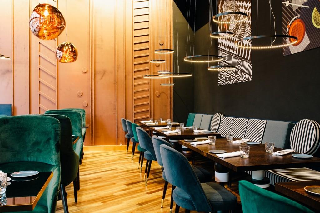 Pullman Berlin Schweizerhof Restaurants Bars