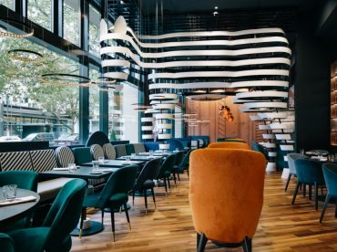Blend Restaurant And Bar With Global Cuisine At Berlin Zoo