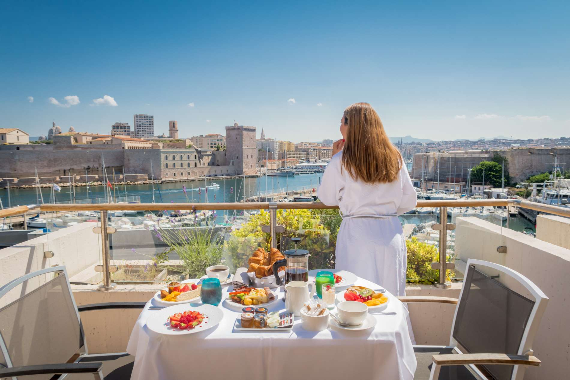 Sofitel Marseille Vieux Port Live The French Way