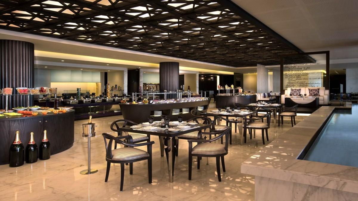 Sofitel Abu Dhabi Corniche Corniche All Day Dining