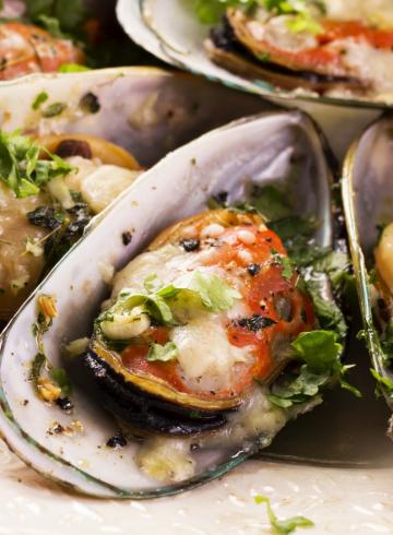 mussels-menu