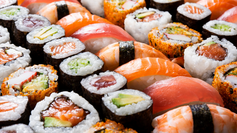all-you-can-sushi