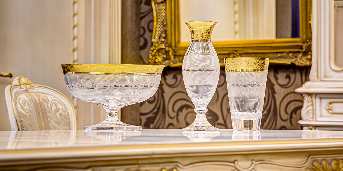 Moser Glass Joins The Savoy | The Savoy Journal