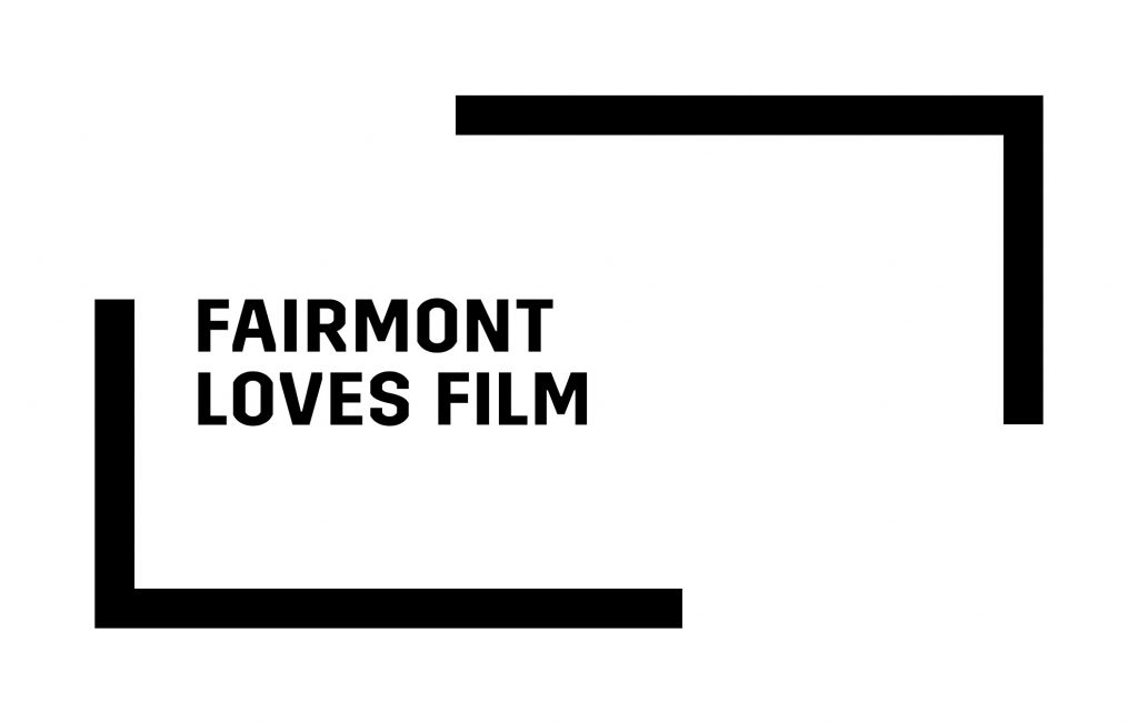 Fairmont Loves Film logo