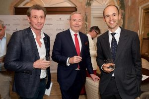 Phil Barnes at Walpole Power List 2019