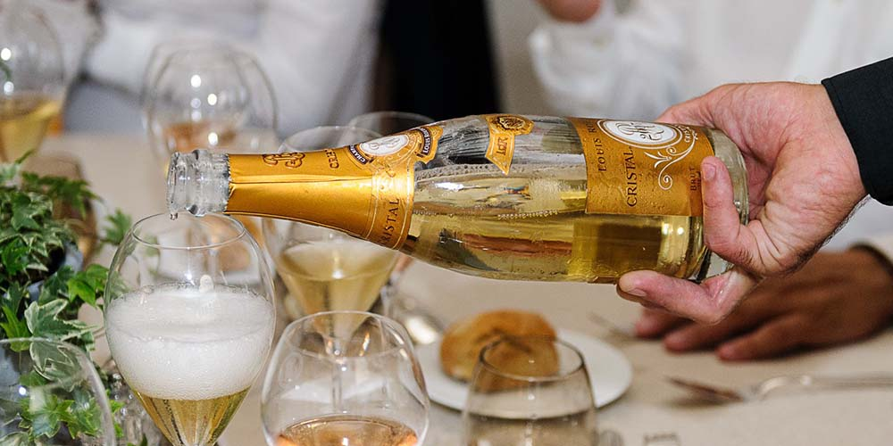 Cristal Champagne Louis Roederer