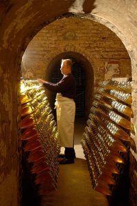 Louis Roederer bottles