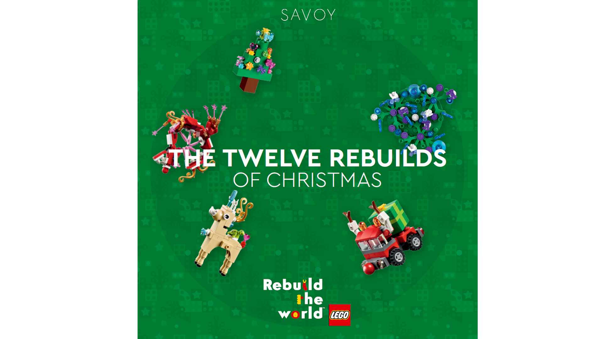 The Savoy and The LEGO Group Christmas