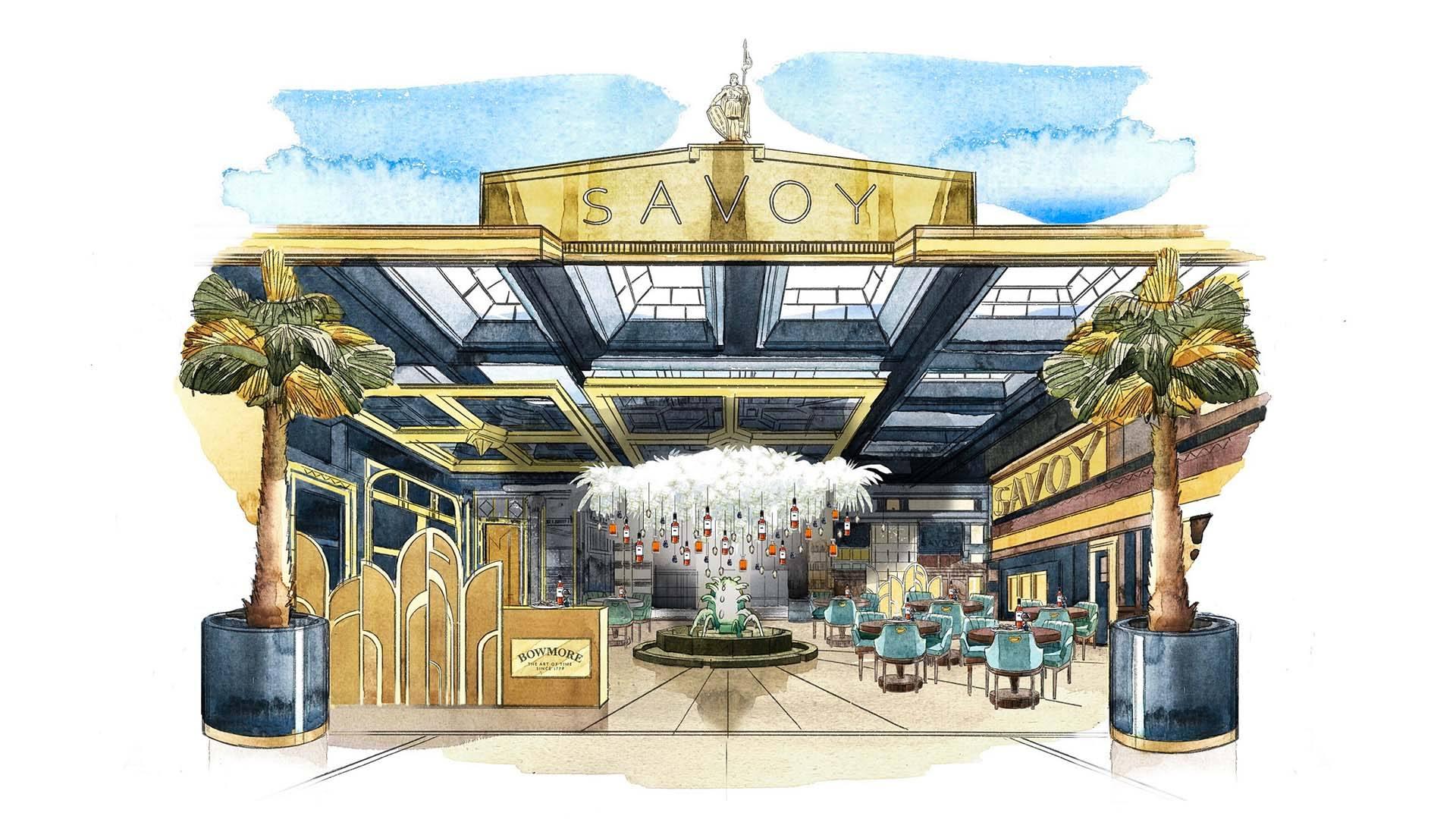 Solas at The Savoy