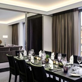 gallery Presidential Suite Dining Room