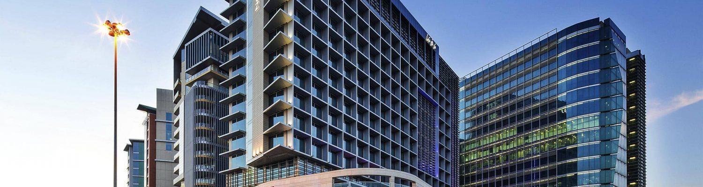 Novotel Abu Dhabi Al Bustan – 4-star hotel