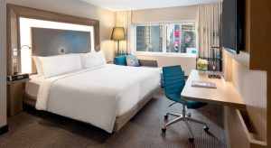Times Square King Room - High Floor